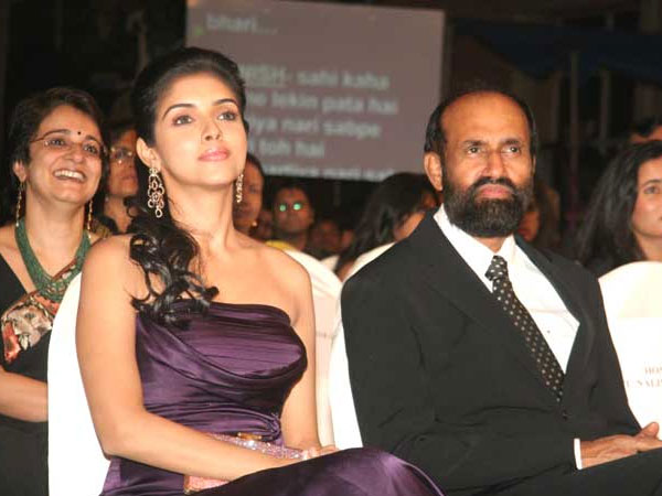 Asin And Her Father