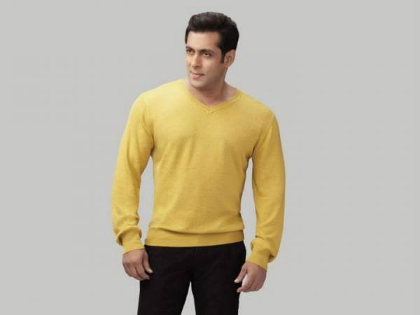 Did Salman Shed Weight?