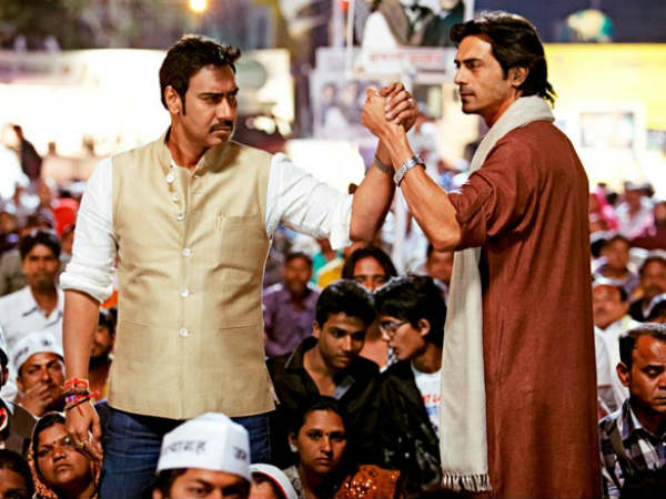 Satyagraha 1st Day Collection At Box Office