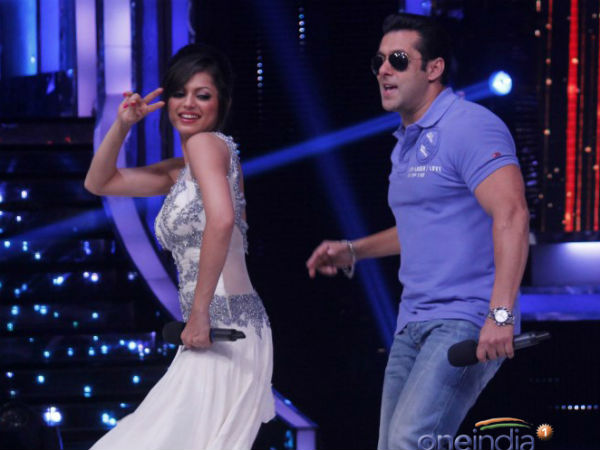 Sallu Dance With Drashti