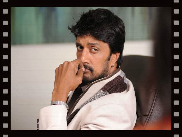 Sudeep As Producer