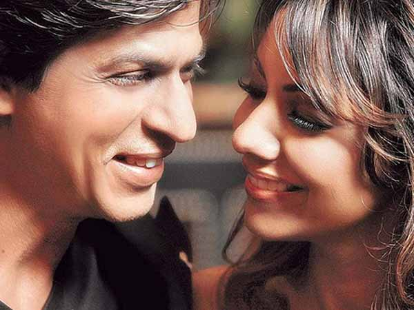 SRK All Praise For Wife