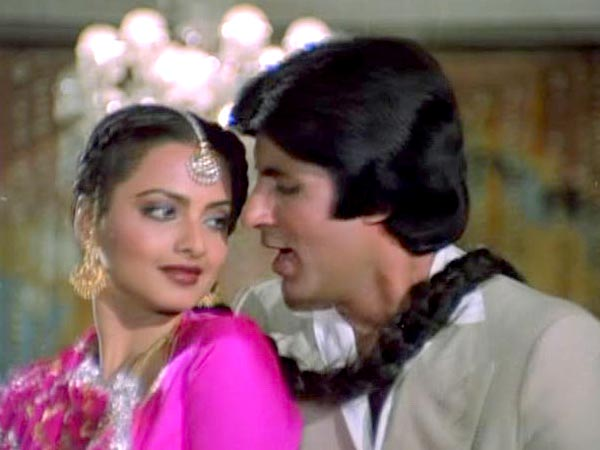 Amitabh-Rekha Movies