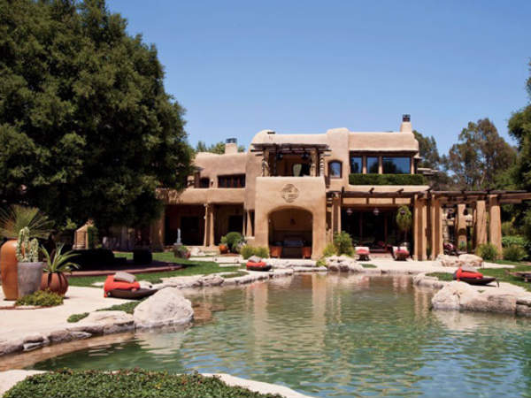 Will Smith's Beautiful Home