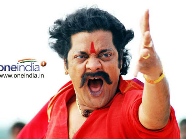 Ravi Shankar Dubbed In 2,000 Films