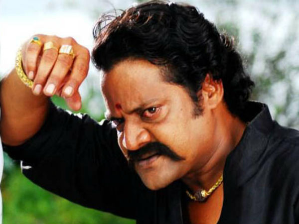 Ravi Honoured With Nandi Awards