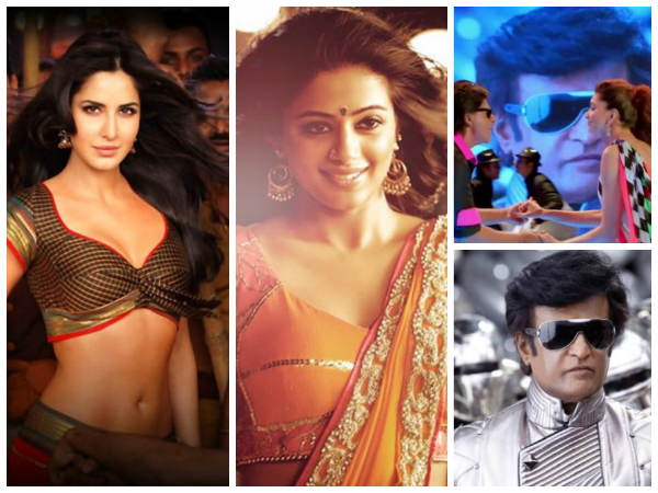 Item Songs/Special Appearance