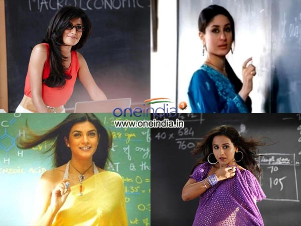 Bollywood Hot Teachers