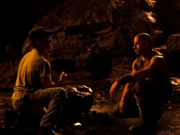 Twohy's Direction In Riddick