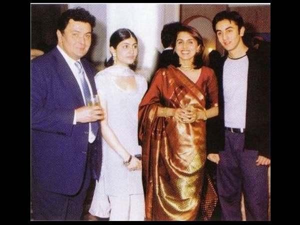 Ranbir Kapoor Sister | Riddhima Kapoor | Salman Khan ...