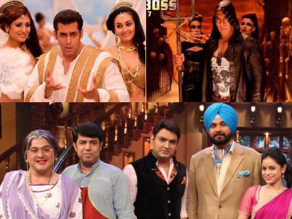 Comedy Nights on Bigg Boss 7