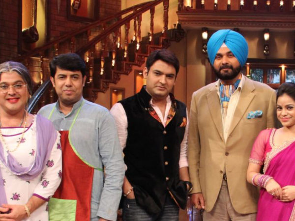Comedy Nights Family