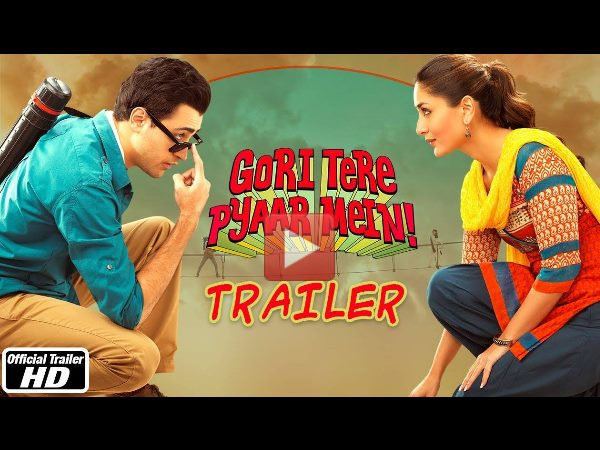 Movie Gori Tere Pyaar Mein