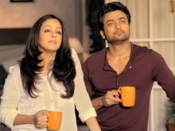 What Surya Thought About Jyothika