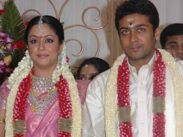 Surya-Jyothika Celebrate Seven Years Of Togetherness ...