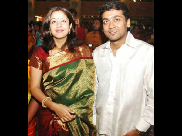 What Attracted Surya To Jyothika?