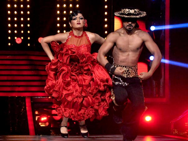 Drashti Goes Spanish