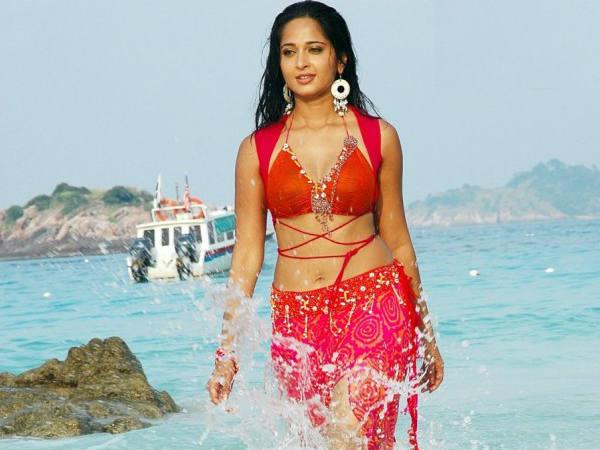 Telugu actresses in bikini