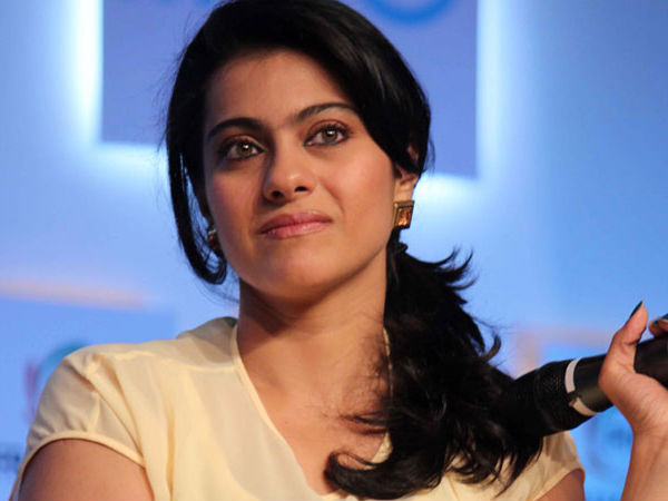 Kajol Speaks On Bringing Up Kids