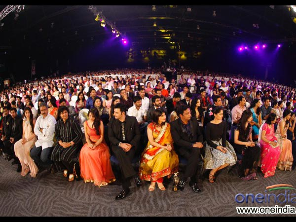 Celebrities At SIIMA