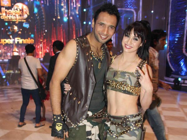 Lauren Gottlieb ANd Punit Pathak