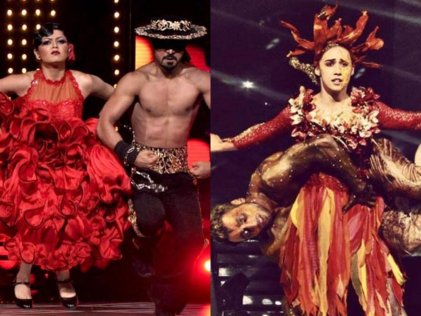 Drashti Dhami And Lauren Gottlieb