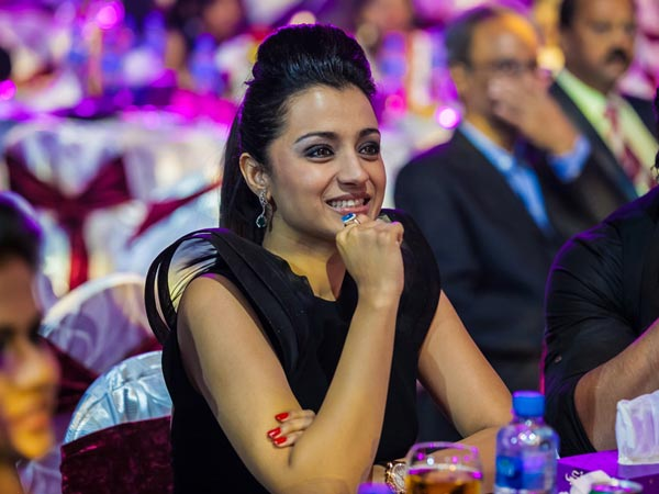 Trisha Still Giving Tough Feat To Youngsters