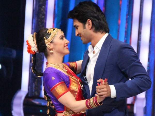 Lauren With Sushant