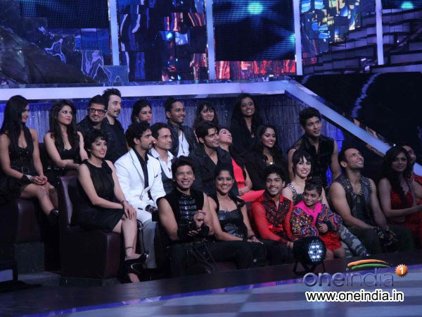 All The Contestants