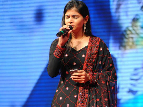 Chinmayi's Debut On Small Screen
