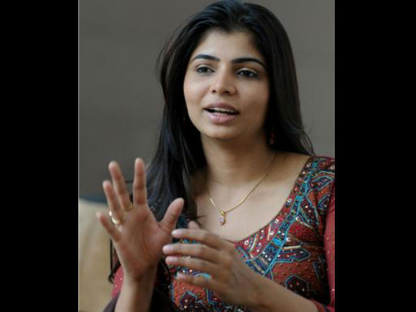 Chinmayi - The CEO Of Blue Elephant