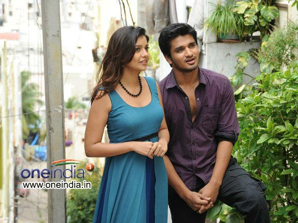 Swathi's Chemistry With Nikhil And Jai