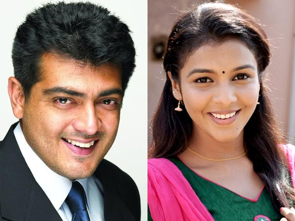 Ajith Kumar And Saranya Nag