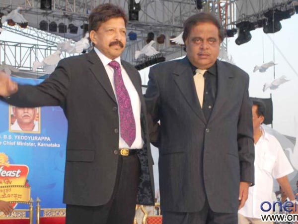 Vishnu And Ambareesh
