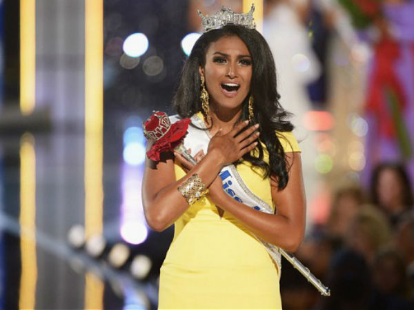Nina - The first Indian To Win Miss America