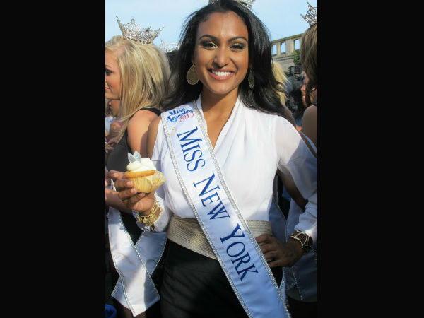 Nina's Love For Telugu Culture