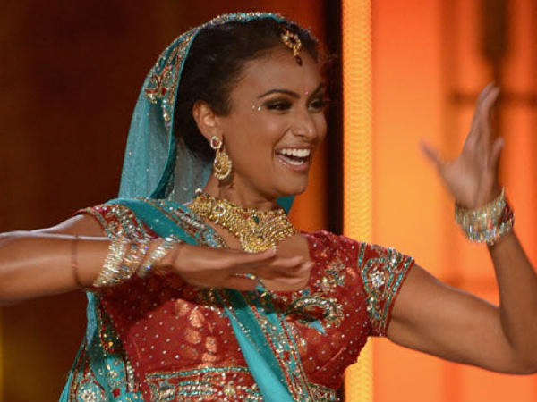 Beauty Is Nina Davuluri