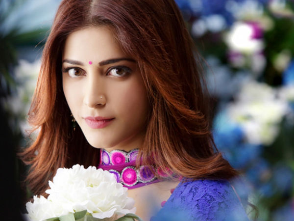 Shruthi Hassan Injures Her Knee