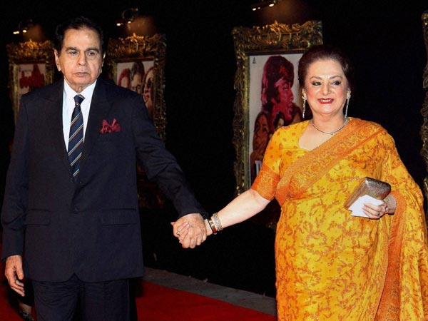 Dilip Kumar And Wife