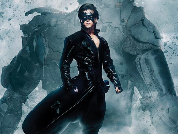 Superhero Krrish