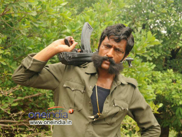 Production Values In Veerappan