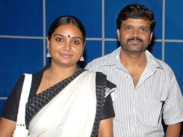 Shruthi's First Marriage