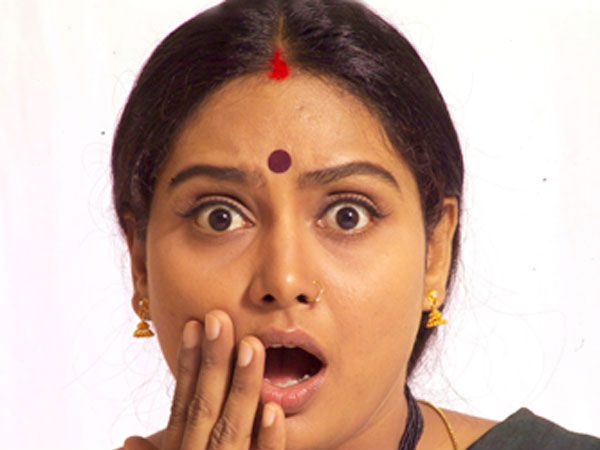 Shruthi's Suicide Attempt!