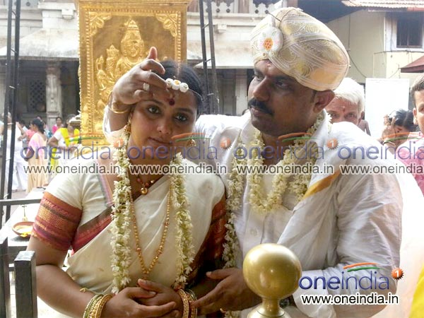 Shruthi Marriage