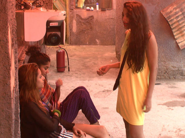 Gauhar In Bigg Boss House
