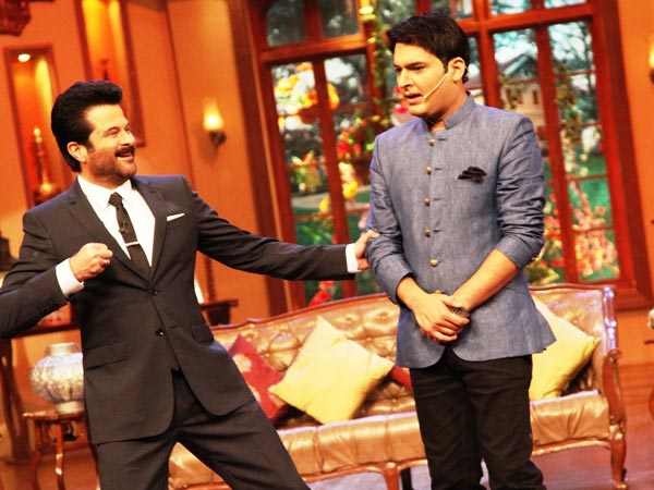 Kapil Scandalised