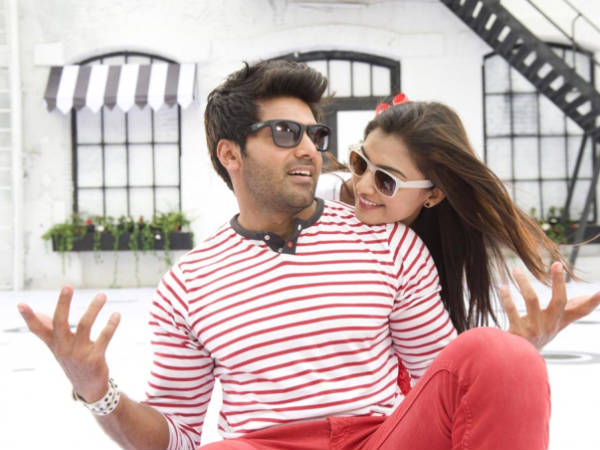 Santhanam Has A Special Role
