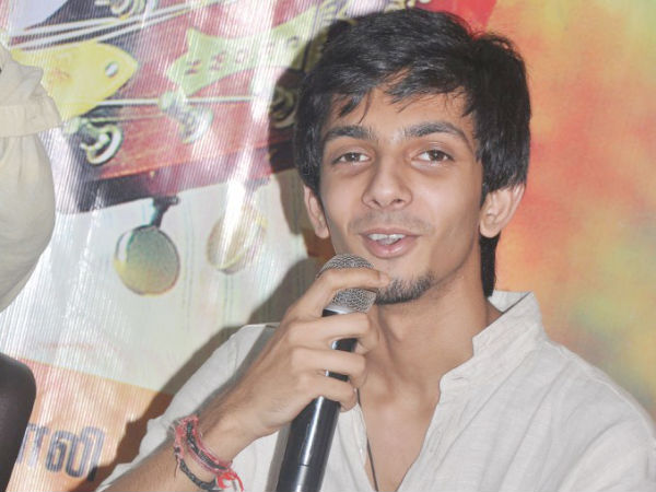 Will Anirudh Give Nod?