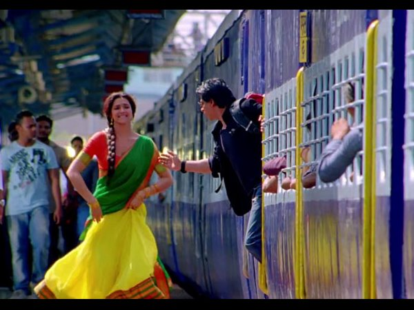 Chennai Express Collection In UK