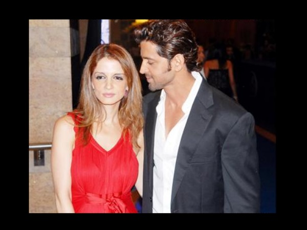 Hrithik Loves His Wife